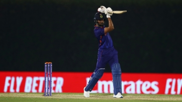 KL Rahul was fluent in the warm-up game against England