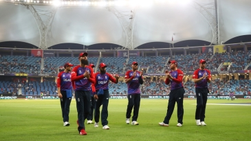 England walk off a satisfied lot
