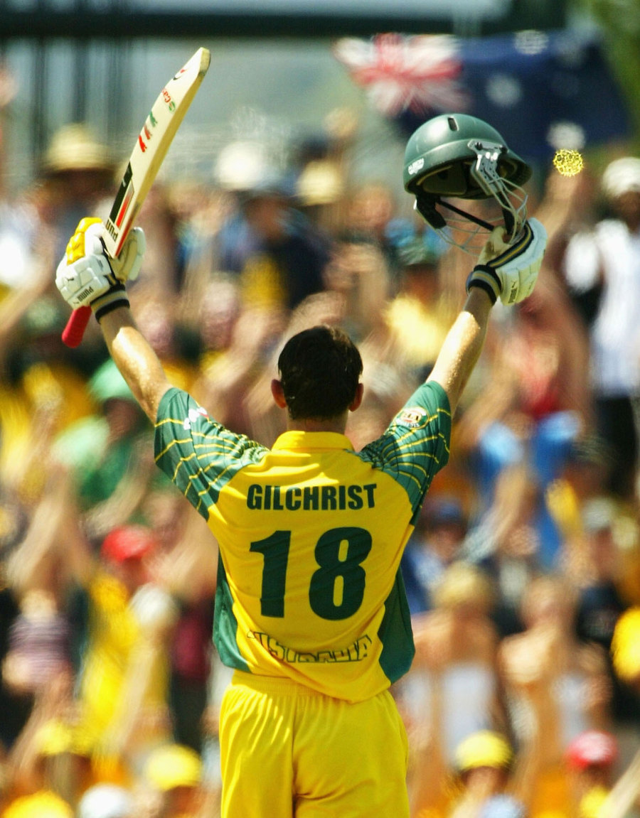 Adam Gilchrist: the man who changed everything