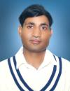 Portrait of Kashif Khan