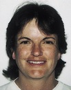 Portrait of Clare O'Leary - Ireland player in the CricInfo Women's World Cup 2000