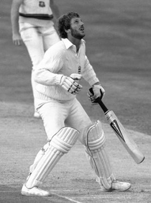 Ian Botham: a century, a 13-wicket haul, and still thirsting for more