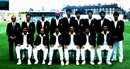 Team Photo of the 1983 World Cup champs, India.