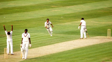 Victory for India at the 1983 World Cup final