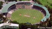 Aerial shot of the New Wanderers in Johannesburg taken during the 2nd Test against England, November 30 - December 4 1995