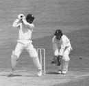 Roy Fredericks scores a century at Lord's, England v West Indies, Lords, 2nd Test, 22 June, 1976