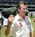 That old cap means the world to Steve Waugh