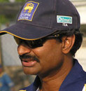 Brendon Kuruppu, who has been replaced as Sri Lankan manager