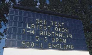 How wrong the bookmakers were