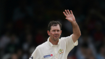 Ricky Ponting calls for the medics