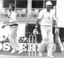 Terry Alderman dismisses Graham Gooch , England v Australia, 1989