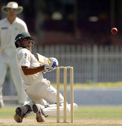 Amjad Mansoor: Pakistani Cricket Player: Mansoor Amjad