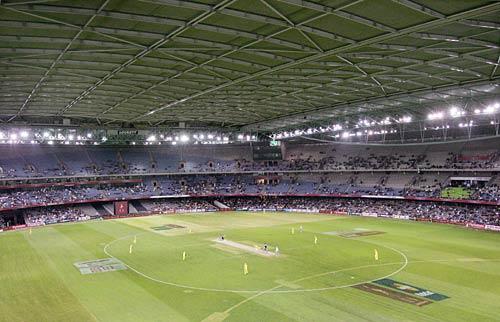 Docklands Stadium Australia Cricket Grounds