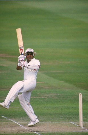 Sunil Gavaskar: master of the game