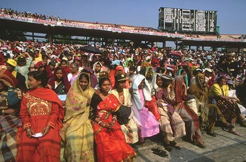 ... at the women's World Cup final | Cricket Photo | ESPN Cricinfo