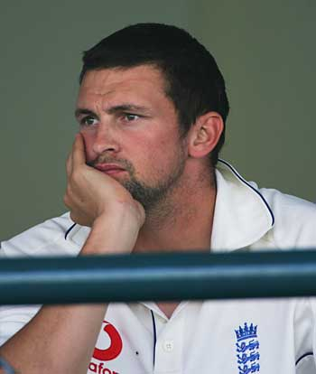 Steve Harmison reflects on England's defeat