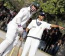Pakistan A gave Rahul Dravid and Irfan Pathan plenty to think about