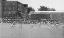 A general view of the United Services Ground at Portsmouth in 1964