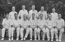 The England XI for the second Test against Australia, Lord's, June 1948
