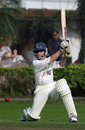 Tim Smart batting for Hong Kong at HKCC