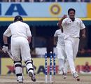 Rains keep Kumble waiting