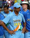 Rahul Dravid and Greg Chappell were left with plenty to ponder, West Indies v India, 5th ODI, Trinidad, May 28, 2006