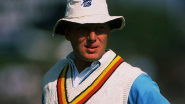 Paul Downton profile, Jan 1, 1985
