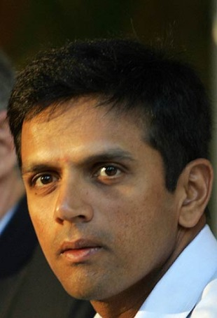 Rahul Dravid: a star is born
