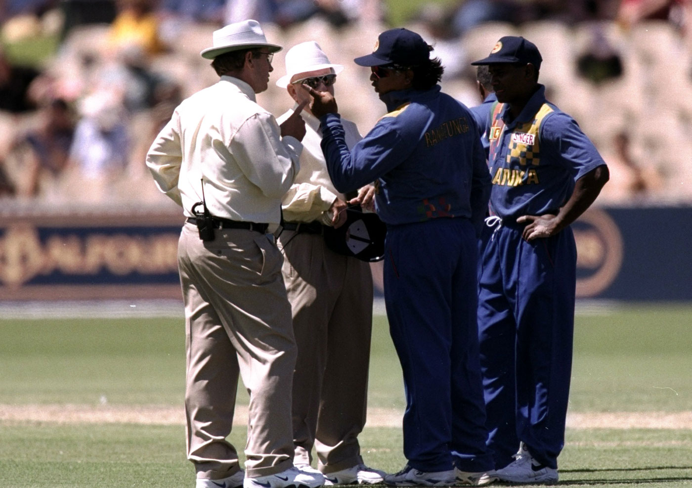 5 Instances When Teams Protested Against Umpiring Decisions
