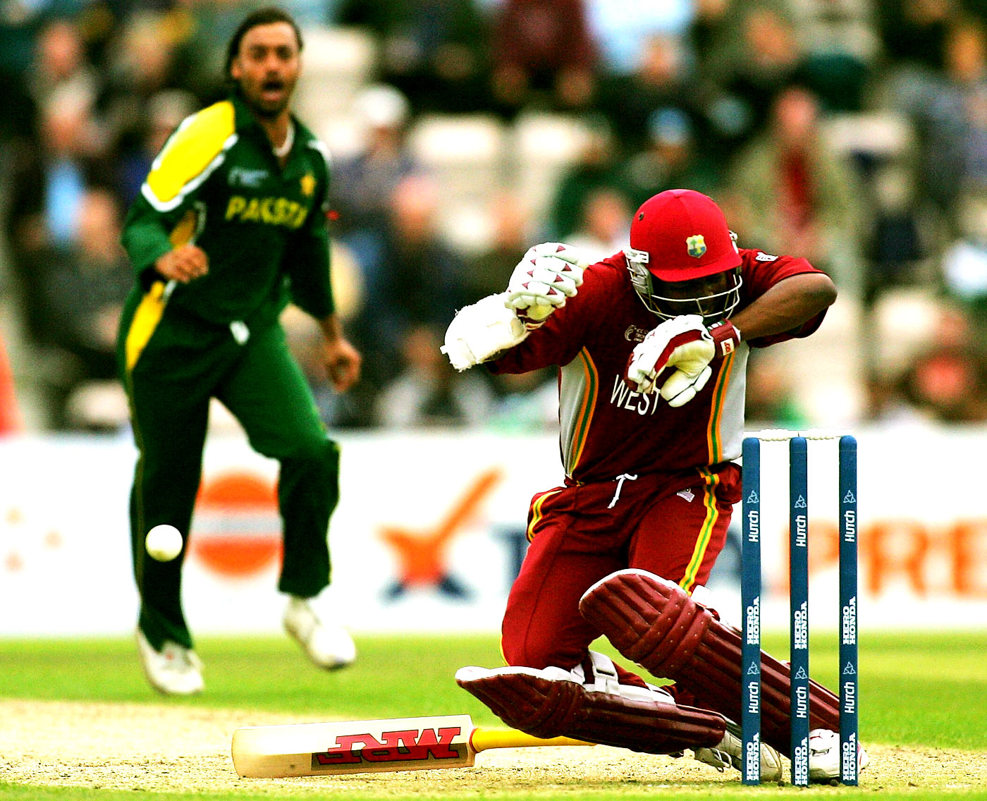 Wahab and the tale of the Pakistani bouncer