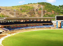 A general view of Grenada's National Stadium as the World Cup approaches,  November 18, 2006