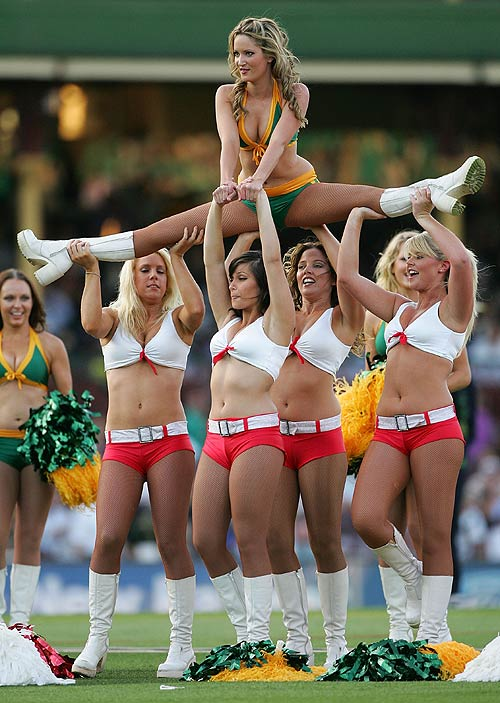 cheerleaders in cricket? yay or nay? [flesh warning] 70583