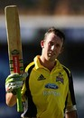 Luke Ronchi reaches his fastest ton,