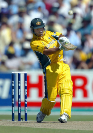 After a sedate start, Ponting went berserk at the Wanderers