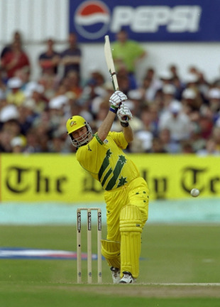 With his captaincy on the line, Waugh played the greatest innings seen on the World Cup stage
