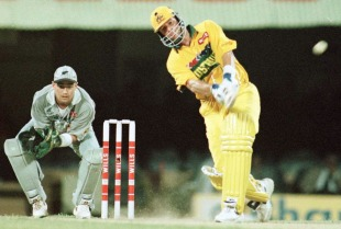 Mark Waugh: one of the best centuries in a chase
