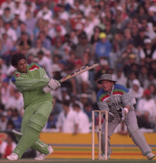 Inzamam's 37-ball 60 dismantled New Zealand's World Cup