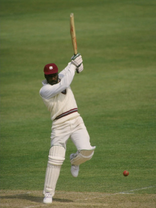 It was Richards at his vintage best against the hapless Lankans