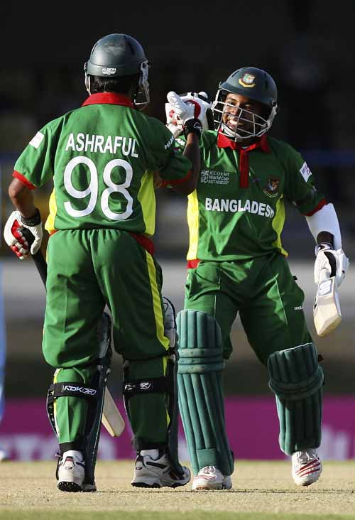 bangladesh : The ?Never-before? level of Motivation!.
