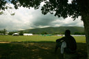 West Indies' training session drew a small crowd, World Cup, Group D, Jamaica, March 18, 2007