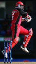 With a flourish, Desmond Chumney slaps one through the covers, Canada v England, Group C, St Lucia, March 18, 2007