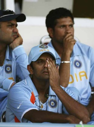 World Cup 2007 debacle rankles Tendulkar
