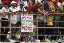 West Indies fans get a sinking feel as their side slips to defeat against Sri Lanka, West Indies v Sri Lanka, Super Eights, Guyana, April 1, 2007