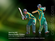 World Cup 2007, Herschelle Gibbs