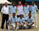 KCC Woodbines won the main prize at the 2007 Hua Hin Cricket Sixes