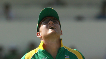 Graeme Smith throws his head to the heavens as South Africa's World Cup hopes peter away