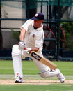 Darren Tucker batting for HKCC Wanderers in the 2007 Sunday Cup final
