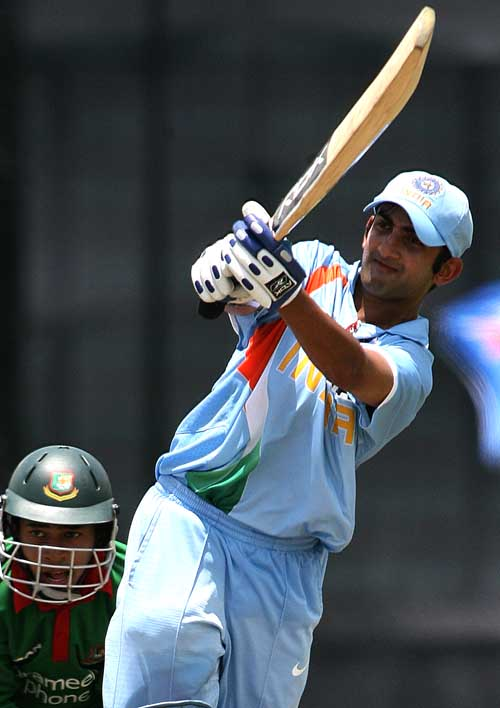 Gambhir ton guides India to series victory