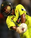 Shahid Afridi was in a punishing mood, Pakistan v Sri Lanka, 1st ODI, Warid Series, Abu Dhabi, May 18, 2007