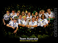 2007 World Cup Winners
